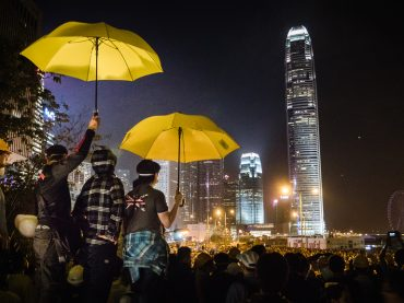 Hong Kong Protest Leaders To Face Charges