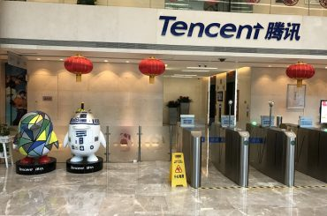 Tencent (TCTZF) Is Betting On AI