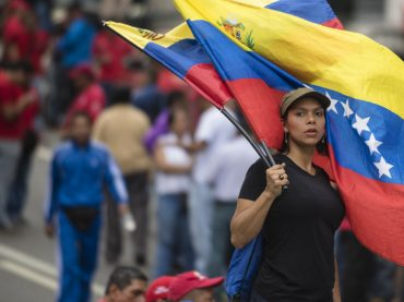 'The Last Battle for Democracy in Venezuela'
