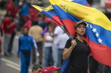 'The Last Battle for Democracy in Venezuela'